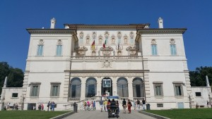 Borghese Gallery Rome